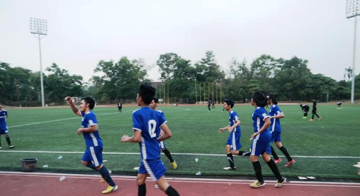MIPA Football Went Through Next Stage