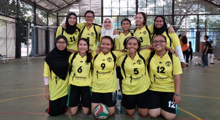 Ganesport Teams Up with MIPA Women's Volleyball and Men's Football