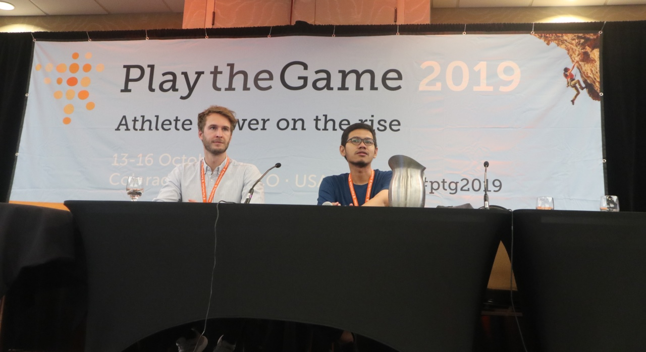 Ganesport Presents Its Study at the Prestigious Play the Game Conference